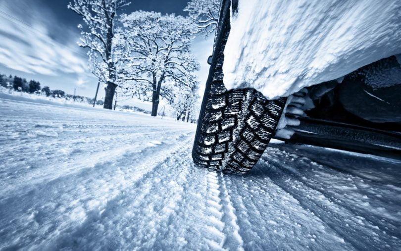 condusul pe timp de iarna