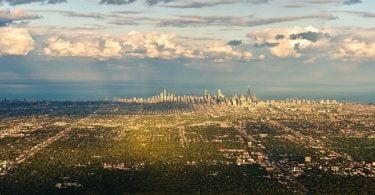 Chicago, fotografie realizata de Robert Elves