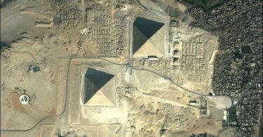 Piramidele Giza, Egipt