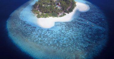 Insula in Maldive