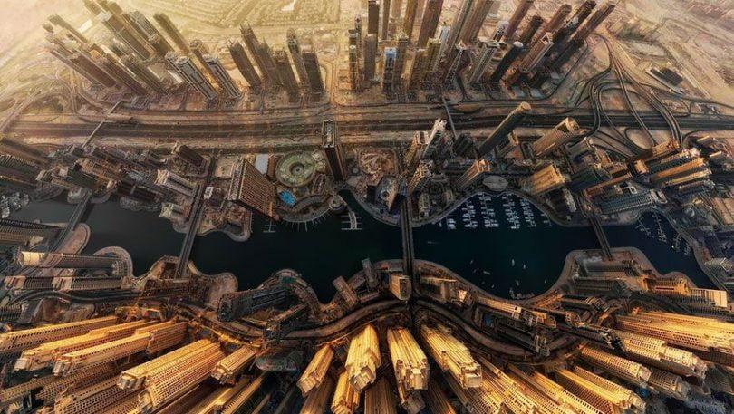 Marina Bay, Dubai