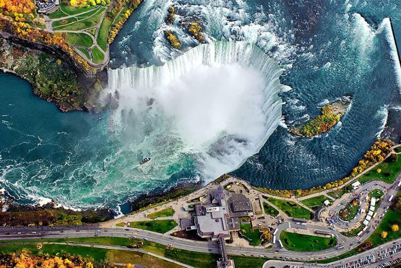 Cascada Niagara, Ontario, Canada