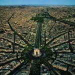 Arcul de Triumf, Paris, Franta